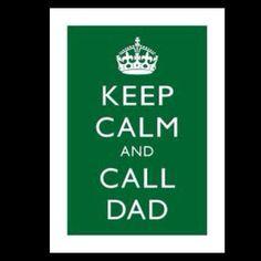 Love my Dad!