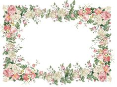 Flower Frames Png See full sized image
