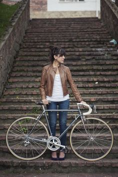 I'm not afraid to say I'm planning on getting a fixie.