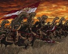 Image result for battle of vienna winged hussars
