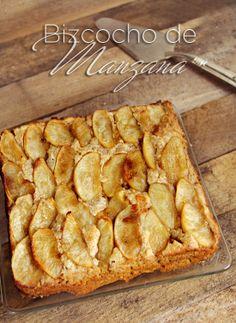 Bizcocho de Manzana.