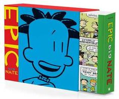 """Alook back at the Big Nate comics over the years including an interview with Lincoln Peirce (done by Jeff Kinney, of """"Wimpy Kid"""" fame), a b..."""