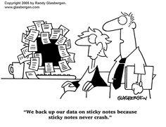 tech cartoons | Computer Cartoons, Office Technology Cartoons: digital information ...