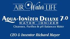 ionized water scam