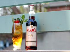 Happy Hour: English summer in a glass — of all English drinks, Pimm's may be the Englishest.