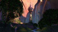 La tour de Raiponce : de la 2D à la 3D - Février 2011