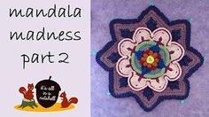 Mandala Madness Part 1 - YouTube