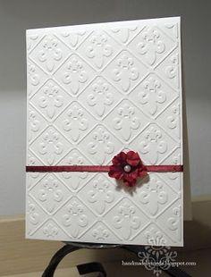 cuttlebug card ideas | Last Minute Wedding Cards for Caardvarks (Felicitari de nunta de ultim ...