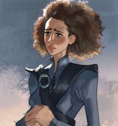 Awesome Set of Game of Thrones Season 7 Characters Digital Sketches by Ramón Nuñez Recommended: The Lands of Ice and Fire (A Game of Thrones): Maps from King's Landing to Across the Narrow Sea Art Game Of Thrones, Dessin Game Of Thrones, Game Of Thrones Quotes, George Rr Martin, Arya Stark, Ramones, Character Concept, Character Design, Character