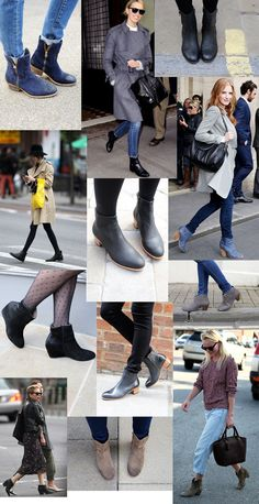 The Ankle Boot Rule Book