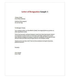 20 Best resignation images | Funny resignation letter, Entertaining ...