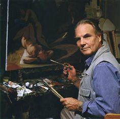 Harry Carmean painting.