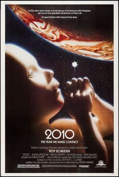 "Movie Posters:Science Fiction, 2010 (MGM/UA, 1984). Poster (40"" X 60""). Science Fiction.. ... Image #1"