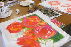 - Certificate III in Visual Arts (Textile, Print and Surface Design) - Brisbane and Gold Coast Textile Design, Fabric Design, Print Design, Textile Courses, Perspective Art, Surface Design, Surface Pattern, Silk Painting, Design Inspiration