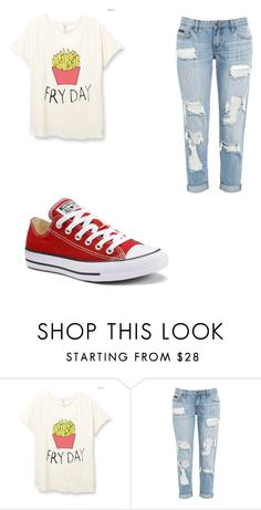 """Untitled #259"" by sierrapalmer10 on Polyvore featuring Converse"