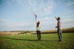 Tansy Hill Farm Engagement | Nick & Emily » Beyond Imagination Photography