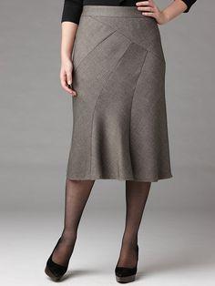 Perfect for every figure type! Blouse And Skirt, Dress Skirt, Modern Filipiniana Dress, Leather Midi Skirt, Skirt Patterns Sewing, Classy Dress, Skirt Outfits, Fashion Dresses, Short Skirts