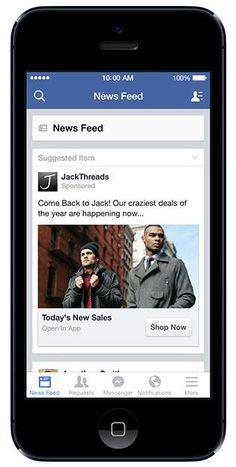Facebook: Rollout der erweiterten Custom Audiences für Direct Response Marketing