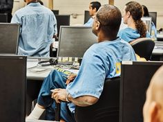 At San Quentin State Prison in California, a new project offers a chance for inmates to take part in the tech transformations they might have missed.