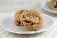 Absolute BEST Chewy Gluten Free, Dairy Free Chocolate Chip Cookies! Yum :)