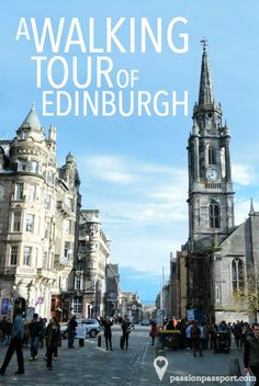 The best way to get to know the city of Edinburgh is to walk through it.  Come with us on a walking tour!    Story and photos by Ava Goepfert for Passion Passport - See more at: http://passionpassport.com/article-ava-goepfert-walking-tour-of-edinburgh/#sthash.Rv0IZe3R.dpuf