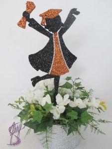 grad-girl-orange-black-rhinestone-base-flowers