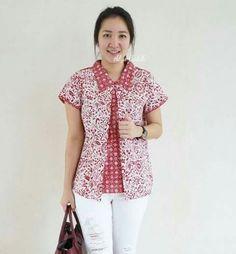 Trendy crochet clothes for women blouses 28 Ideas Diy Crochet Patterns, Crochet Shrug Pattern, Top Pattern, Sewing Patterns, Blouse Batik, Batik Dress, Crochet Clothes, Diy Clothes, Batik Fashion