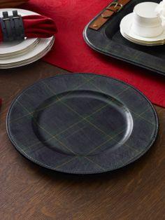 Bentham Charger - Serving Pieces  Tabletop - RalphLauren.com