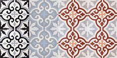 Encaustic Cement Tiles | Mosaic Tiles | Design| Amethyst Artisan | NYC | In Stock