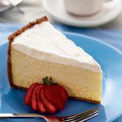 Sour Cream Cheesecake