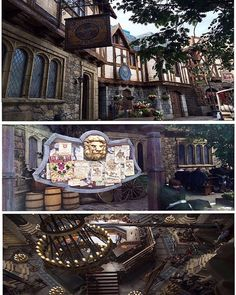 Some Stromwind set exteriors from the upcoming movie Warcraft! #Warcraft #worldofwarcraft by blizzard_fans