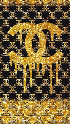 I guess this is my very first Chanel wallpaper set. So what else to do but sp. Iphone Lockscreen Wallpaper, Pop Art Wallpaper, Fashion Wallpaper, Iphone Background Wallpaper, Cute Disney Wallpaper, Cellphone Wallpaper, Chanel Wallpapers, Pretty Wallpapers, Chanel Background