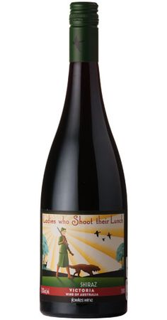 Ladies who shoot their lunch - Fowles Wine