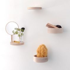 #RANGEMENT Balcon collection by Inga Sempé for Moustache