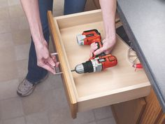 See how we rate the top cordless drills. Our experts compare the top selling models side by side. Cordless Drill Reviews, Speed Drills, Drill Driver, Home Repairs, Diy Tools, Diy Projects, Top, Power Tools, Hardware