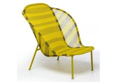 M'Afrique Imba Lounge Chair by Moroso