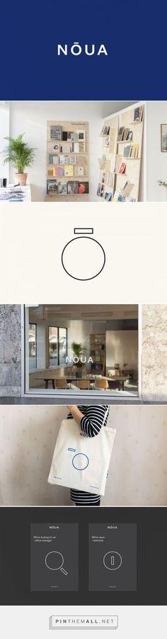 Noua branding on Behance #branding #branddesign