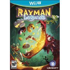 Amazon.com: Rayman Legends: Video Games