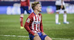 Antoine Griezmann officie également à l'Atlético Madrid
