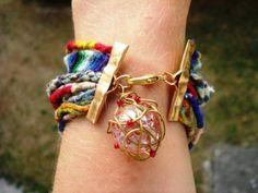 Hipanema inspiration - bresilian bracelets