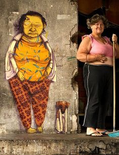 Some Badass Street Art to Start Your Week (30 Photos)