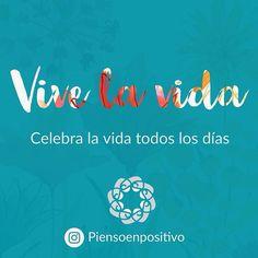 BUENOS DIAS! Vive y Disfruta la Vida! . ❁GO! NAMASTE ॐ #yopiensoenpositivo #piensoenpositivo #pienso_en_positivo  #citas #hooponopono #motivacion #emprendedores #emprende #vive #yoga #felicidad #publicidad #namaste #love #smile #happy #go . Nuestros productos en: @by.piensoenpositivo . Compártela Etiqueta a Otros PIENSA EN POSITIVO VIVE EN POSITIVO