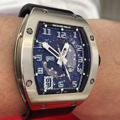 Richard Mille RM 5 White Gold  Mint condition (2009) Perfect size for both men/women Good price for RM  Inquire at: M: 6281585990021 E: div.watch@gmail.com ====================================== #audemarspiguet #horology #hublot #hermes #timepiece #tourbillon #bugatti #instawatch #urwerk #cartier #richardmille #panerai #black #patekphilippe #milleaddict #watch #sevenfriday #watchporn #armcandy #rolex #watchanish #unico #time #luxury #l4p #lamborghini #ferrari #thebillionairesclub…