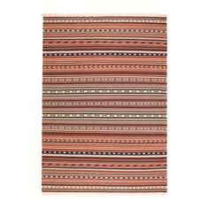IKEA - KATTRUP, Rug, flatwoven, Handwoven by skilled craftspeople, each one is unique. Made in India in organized weaving centers…