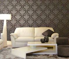 bill beaumont glitz wallpapers Fabric Boxes, Blinds, Love Seat, Couch, Wallpapers, Curtains, Furniture, Home Decor, Decoration Home