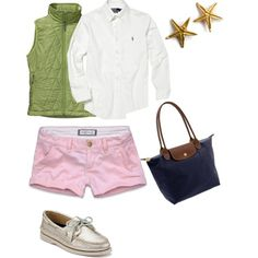 Spring!, created by #sweetsailin on #polyvore. #fashion #style #Patagonia Polo Ralph Lauren