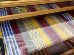 Loom Weaving, Tapestry Weaving, Hand Weaving, Hand Towels, Tea Towels, Weaving Projects, Weaving Patterns, Spinning, Geometry