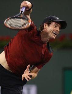 Blog Esportivo do Suíço:  Apesar das duplas faltas, Murray vence Gilles Muller em Monte Carlo