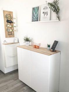 Küche Sideboard Ikea | Diy Ikea Metod Schuhschrank Lowboard In 2019 Ikea Sideboard