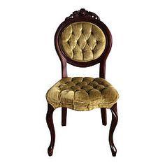 Sherlock Tufted Dining Chair